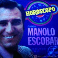 Discos de vinilo: MANOLO ESCOBAR 1972. Lote 27415607