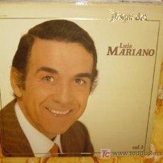 Discos de vinilo: LUIS MARIANO LP SELLO EMI-PATHE EDICION FRANCESA. Lote 4623832