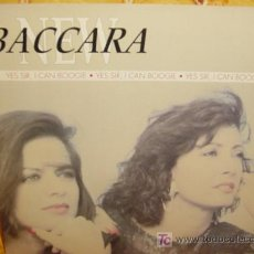 Discos de vinilo: NEW BACCARA MAXI-SINGLE AÑO 1990. Lote 4631249