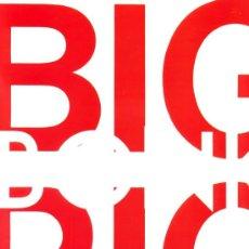 Discos de vinilo: BIG PIG ··· BONK - (LP 33 RPM). Lote 19394101