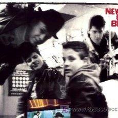 Discos de vinilo: NEW KIDS ON THE BLOCK ··· HANGIN' TOUGH - (LP 33 RPM) ··· NUEVO. Lote 26786645