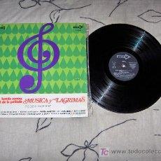 Discos de vinilo: GLEN MILLER MUSICA Y LAGRIMAS, CORAL S- 21167. Lote 4665804