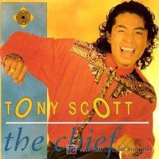 Discos de vinilo: TONY SCOTT ··· THE CHIEF - (LP 33 RPM) ··· NUEVO. Lote 26786302