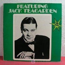 Discos de vinilo: JACK TEAGARDEN ( FEATURING JACK TEAGARDEN ) ENGLAND LP33 MCA RECORDS. Lote 4689536