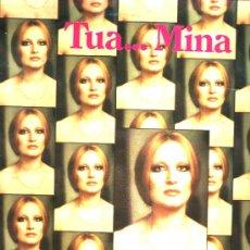Discos de vinilo: MINA LP TUA..MINA VER CANCIONES EN FOTO ADICIONAL. Lote 26179838