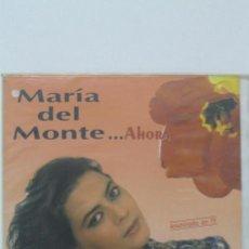Discos de vinilo: MARIA DEL MONTE.....AHORA. Lote 5788563