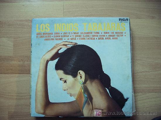 LOS INDIOS TABAJARAS (Música - Discos - LP Vinilo - Orquestas)