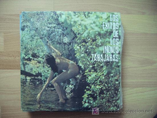 LOS EXITOS DE LOS INDIOS TABAJARAS ( DOBLE LP) (Música - Discos - LP Vinilo - Orquestas)