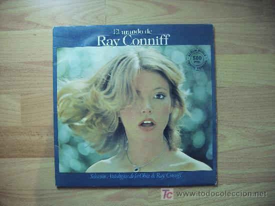 LOS COROS DE RAY CONNIFF (DOBLE LP) (Música - Discos - LP Vinilo - Orquestas)
