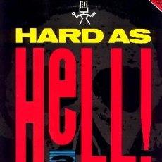 Discos de vinilo: HARD AS HELL 3 ··· VARIOS - (LP 33 RPM) ··· NUEVO. Lote 20277626