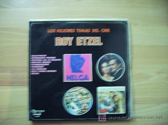 LOS MEJORES TEMAS DE ROY ETZEL (Música - Discos - LP Vinilo - Orquestas)