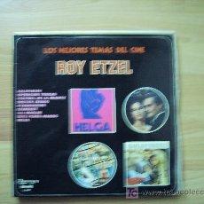 Discos de vinilo: LOS MEJORES TEMAS DE ROY ETZEL. Lote 26487956