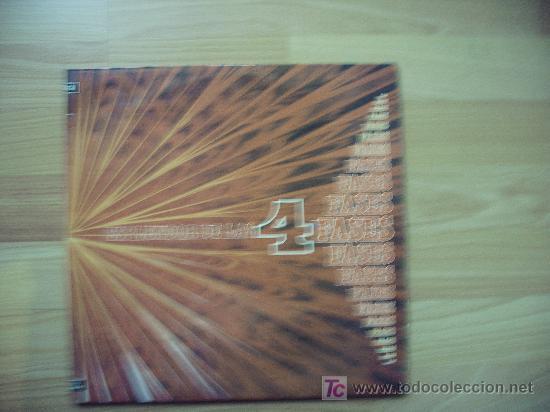 ESPLENDOR EN LAS CUATRO FASES (DOBLE LP) (Música - Discos - LP Vinilo - Orquestas)