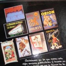 Discos de vinilo: GUIA MUSICAL,NOSTALGIA DE LA PUBLICIDAD MUSICAL DE LOS AÑOS 30.40 Y 50,PUBLICIDAD,ANUNCIOS. Lote 26770136