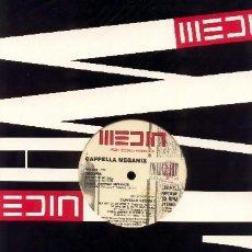 Discos de vinilo: CAPPELLA ··· MEGAMIX - (MAXISINGLE 33 RPM) ··· NUEVO. Lote 26945316
