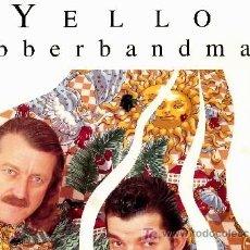 Discos de vinilo: YELLO ··· RUBBERBANDMAN (MAXISINGLE 45 RPM) ··· NUEVO. Lote 26945366