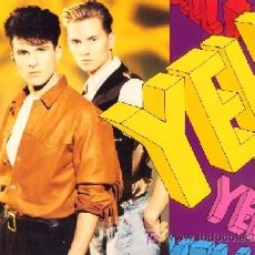 Discos de vinilo: YELL ··· ONE THING LEADS TO ANOTHER - (MAXISINGLE 45 RPM) ··· NUEVO. Lote 26918220
