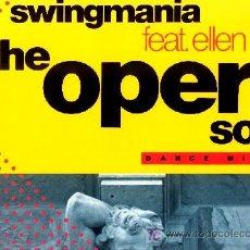 Discos de vinilo: SWINGMANIA ··· THE OPERA SONG - (MAXISINGLE 45 RPM) ··· NUEVO. Lote 26945328