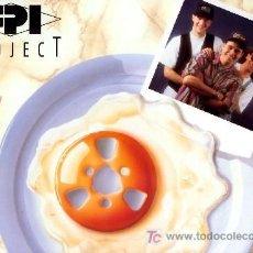 Discos de vinilo: FPI PROJECT ··· EVERYBODY (ALL OVER THE WORLD) - (MAXISINGLE 45 RPM) ··· NUEVO. Lote 26945364