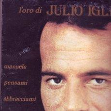 Discos de vinilo: JULIO IGLESIAS LP L´ORO DI JULIO IGLESIAS ITALIANO OX3147 ITA VER FOTO ADICIONAL. Lote 12286747