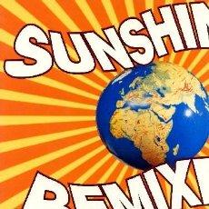 Discos de vinilo: CUT 'N' MOVE ··· SUNSHINE - (MAXISINGLE 33 RPM) ··· NUEVO. Lote 26979102