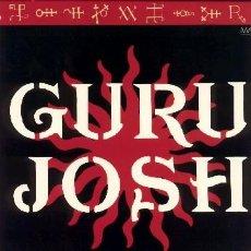 Discos de vinilo: GURU JOSH ··· INFINITY - (MAXISINGLE 45 RPM) ··· NUEVO. Lote 27000579