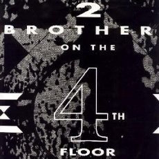 Discos de vinilo: 2 BROTHERS ON THE 4TH FLOOR & DA SMOOTH BARON MC- (MAXISINGLE 33 RPM) ··· NUEVO. Lote 27000584