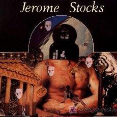 Discos de vinilo: JEROME STOCKS ··· VERTIGO / RELIGHT MY FIRE / ARABESQUE - (MAXISINGLE 45 RPM) ··· NUEVO. Lote 26979213