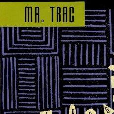 Discos de vinilo: MA. TRAG ··· HARD PASSION - (MAXISINGLE 45 RPM) ··· NUEVO. Lote 26979166