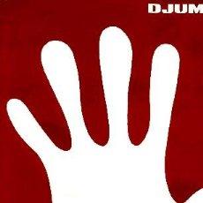 Discos de vinilo: DJUM DJUM ··· DIFFERENCE - (MAXISINGLE 45 RPM) ··· NUEVO. Lote 26945877