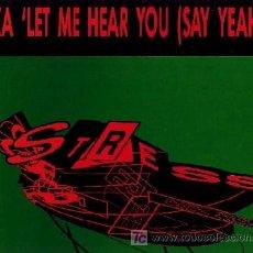 Discos de vinilo: PKA ··· LET ME HEART YOU (SAY YEAH) / BLIPSYNC - (MAXISINGLE 45 RPM) ··· NUEVO. Lote 26945836