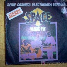 Discos de vinilo: SINGLE - SPACE - MAGIC FLY. Lote 27566656