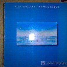 Discos de vinilo: LP - DIRE STRAITS - COMUNIQUE. Lote 20206554