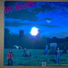 Discos de vinilo: LP - MR. MISTER - WELCOME TO THE REAL WORLD. Lote 7523518