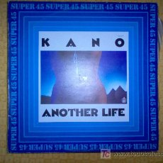 Discos de vinilo: MAXISINGLE - KANO - ANOTHER LIFE. Lote 6811157