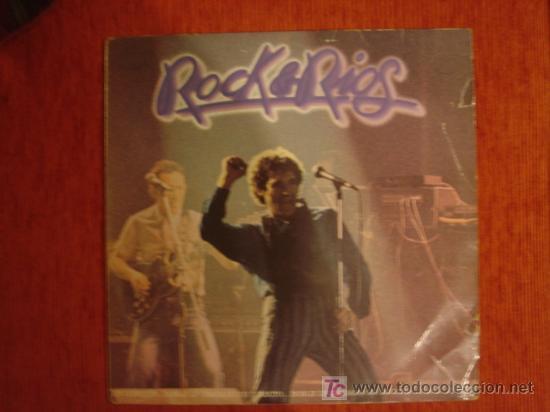 MIGUEL RIOS (Música - Discos - LP Vinilo - Rock & Roll)