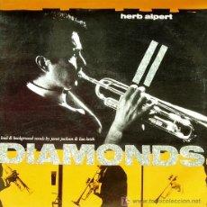 Disques de vinyle: HERB ALPERT LEAD & BACKGROUND VOCALS BYJ ANET JACKSON & LISA KEITH-DIAMONDS MAXI EDITADO POR A&M EN . Lote 4896737