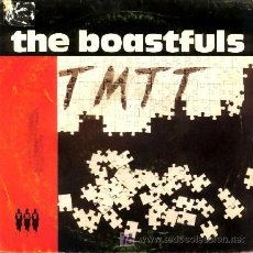 Discos de vinilo: THE BOASTFULS ··· TMTT (DISCO VERSION) - (SINGLE 45 RPM). Lote 27085323