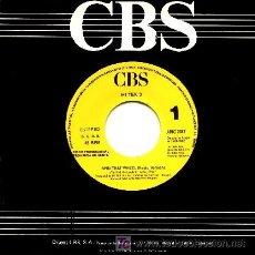 Discos de vinil: HI TEK 3 ··· SPIN THAT WHEEL - (SINGLE 45 RPM) ··· NUEVO. Lote 20313949