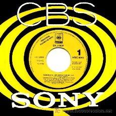 Discos de vinilo: DA JUICE ··· RUNCOMEFOLLOME (MOBAI CLUB MIX) - (SINGLE 45 RPM) ··· NUEVO. Lote 27185638