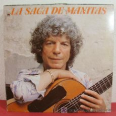 Discos de vinilo: MANITAS DE PLATA ( LA SAGA DE MANITAS ) HOLANDA-1984 LP33. Lote 4908121