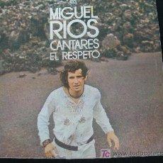 Discos de vinilo: MIGUEL RIOS. Lote 27583257