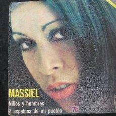 Discos de vinilo: MASSIEL . Lote 25651469