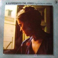 Discos de vinilo: IL GUARDIANO DEL FARO. IL GABBIANO INFELICE.DISCHI RICORDI 1978. . Lote 26332820