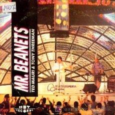 Disques de vinyle: TED MAURI & TONY THREEMAN ··· MR. BEANETS - (SINGLE 45 RPM). Lote 27113241