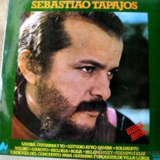 Discos de vinilo: SEBASTIAO TAPAJOS. SAMBA GUITARRA Y YO LP 33 RPM DIAL 1978. .. Lote 27333916