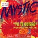 Discos de vinilo: MYSTIC ··· YO TE QUIERO (EURO VERSION) / YO TE QUIERO (INSTRUMENTAL) - (SINGLE 45 RPM). Lote 27112870