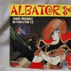 Disques de vinyle: RARO SINGLE ALBATOR 84. Lote 15478522