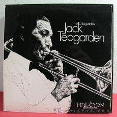 Discos de vinilo: JACK TEAGARDEN ( THE UNFORGETTABLE JACK TEAGARDEN ) ENGLAND-1970 LP33 HALCYON RECORDS. Lote 4964102