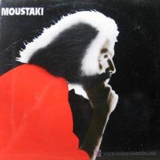 Discos de vinilo: GEORGES MOUSTAKI. ET POURTANT DANS LE MONDE. LP 33 RPM POLYDOR. 1979. .. Lote 26383054